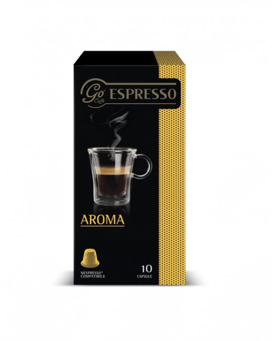 GO CAFFE  AROMA NESPRESSO