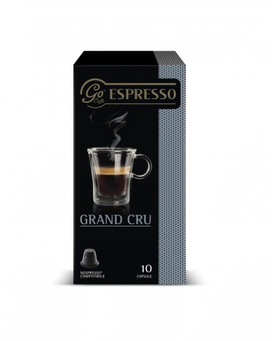 GO CAFFE GRAND CRU NESPRESSO