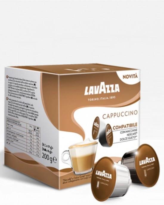Lavazza Cappuccino - 16 капсули