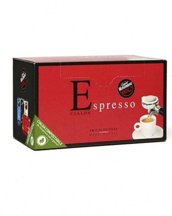 Caffe Vergnano 1882 – Espresso хартиени дози -18бр