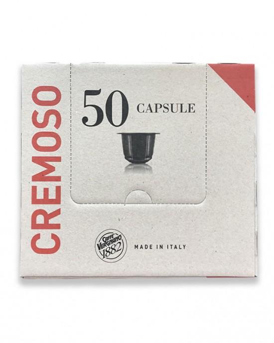 Caffe Vergnano 1882 – Nespresso Cremoso – 50бр.