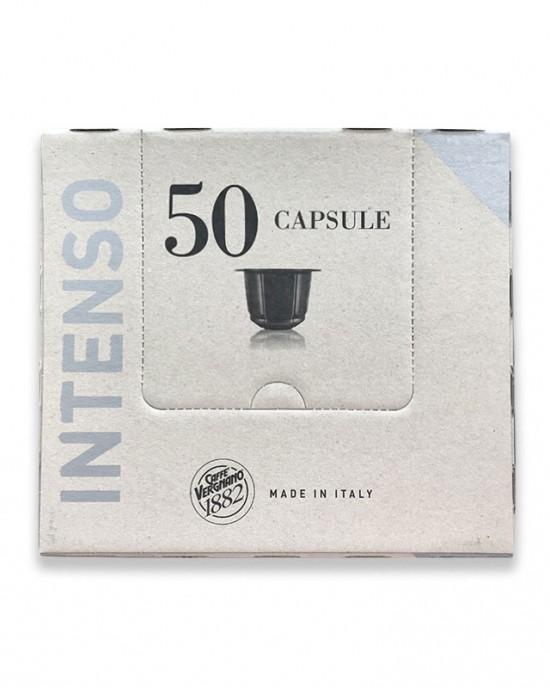 Caffe Vergnano 1882 – Nespresso Intenso – 50бр.